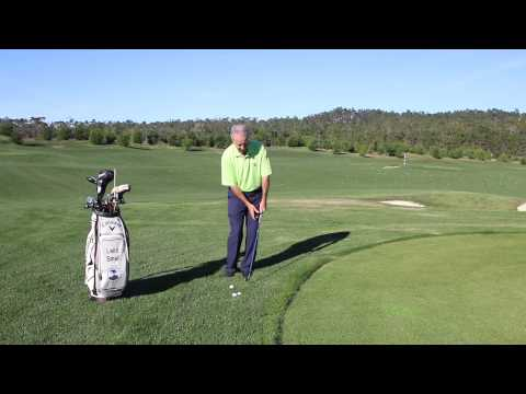 Pebble Beach Golf Academy Tips & Tactics – Greenside Chipping