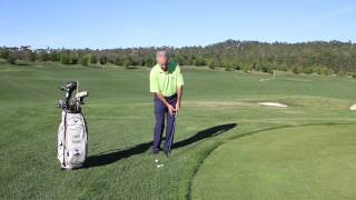 pebble beach golf academy tips tactics greenside chipping