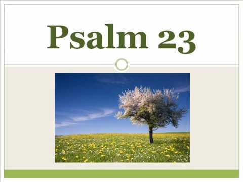 Psalm 23.wmv