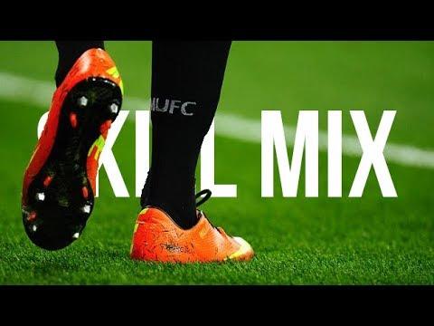 Crazy Football Skills 2018 - Skill Mix #1 | HD