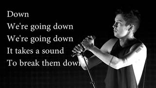 Going Down (Lyrics) - Tyler Joseph