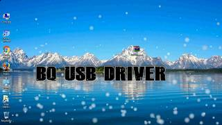 How to Install BQ USB Driver for Windows | ADB and FastBoot