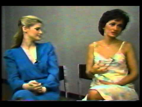 ROBIN STRASSER & CANDICE EARLEY 1981 INTERVIEW