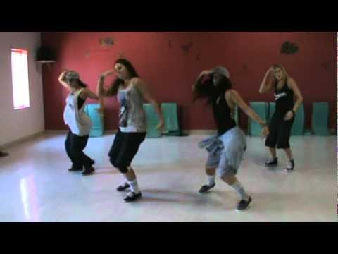Alex Dunn Hip-hop Choreo