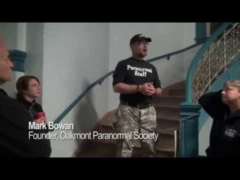 Oakmont Paranormal Society taps into the spiritual world of Carnegie Library of Homestead