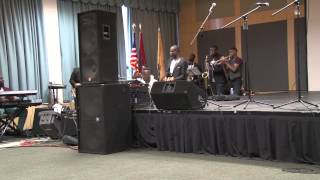 Sounds of Impact Band- Liberated Gospel Choir Concert
