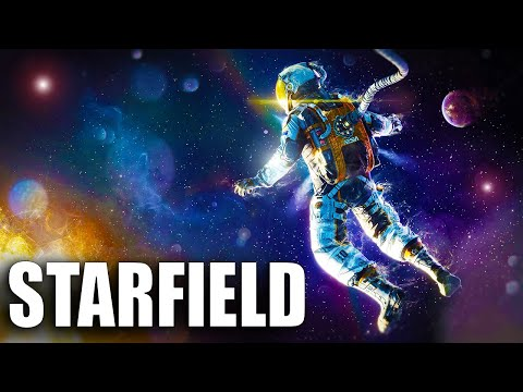 Bethesda PLAY TESTING Starfield!  New Evidence Discovered!