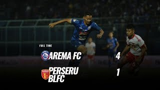 Download Video [Pekan 9] Cuplikan Pertandingan Arema FC vs Perseru Badak Lampung FC, 16 Juli 2019 MP3 3GP MP4