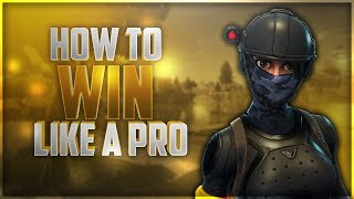 Video HOW TO WIN | PRO Player Commentary (Fortnite Battle Royale) download MP3, 3GP, MP4, WEBM, AVI, FLV Juli 2018