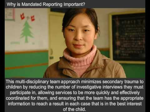Why Is Mandated Reporting Important?