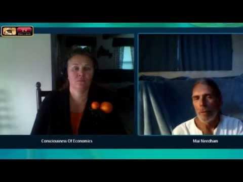 James Needham Consciousness of Economics Tv Show November 12, 2015