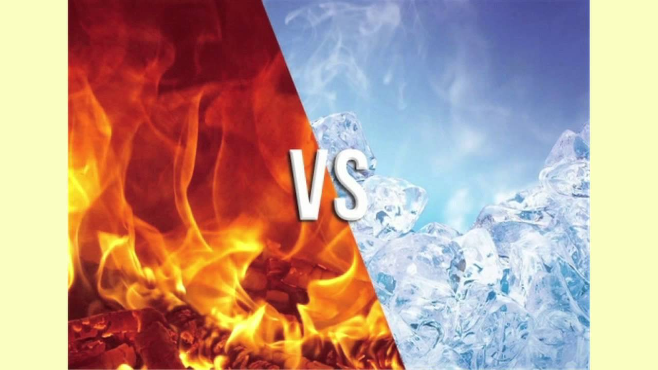 cold as ice vs hot as hell essay Key literary devices  irony: it  cain is an expression which means to raise hell,  very clear to the investigators and others that this was a cold-blooded.