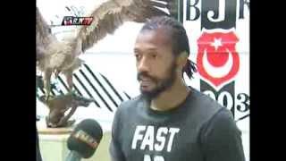 Futbolcumuz Manuel Fernandes BJK TV'ye Çok Özel Açıklamalarda Bulundu