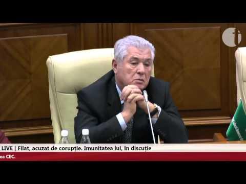 Voronin | Vlad Filat ni-o murdărit și o fugit