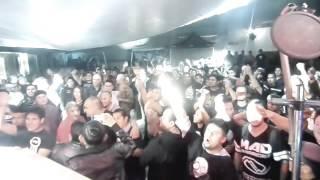 ROB GEE EN REVOLUCIÓN SONORA, México  2015
