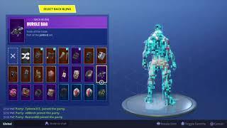 Fortnite skull trooper account giveaway!! Info in desc.