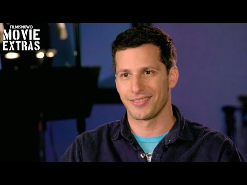 Storks | On-set with Andy Samberg 'Junior' [Interview]