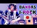 Top 6 Mejores BANDAS J-ROCK 🎸| Bandas Japonesas | Vikezhi