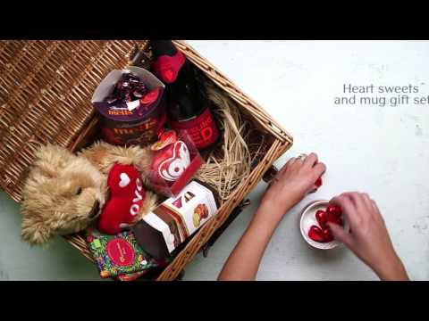 Valentine's Day: gift hamper