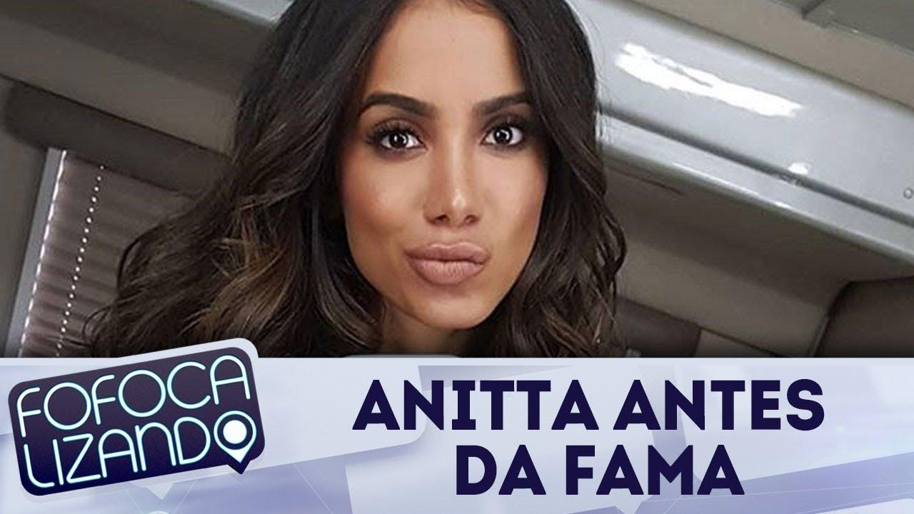 Anitta aparece bem diferente em vídeo antes da fama ...