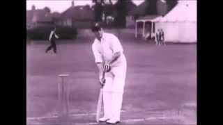 Donald Bradman - Batting Highlights