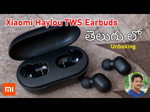xiaomi-haylou-tws-earbuds-unboxing-&-review-in-telugu