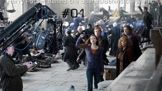 Harry Potter behind the Scenes / Behind the Magic - #01