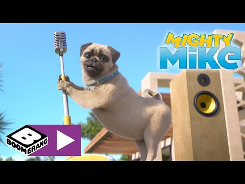 Mighty Mike | Mike The Musical  | Boomerang UK 🇬🇧
