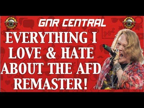 Guns N' Roses: Appetite for Destruction Reissue/Review!