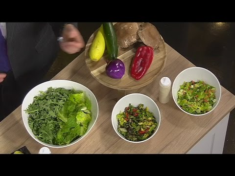 Winter Salads For Your Health
