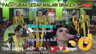 Paguyuban Sedap Malam Sragen Edisi Corong Kesurupan & Goyang Rock n' Rol Campursari ALROSTA MUSIC