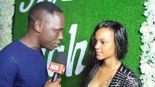Majibu ya Tunda kuhusu Mimba, Tegemea kumuona Bongo Movie