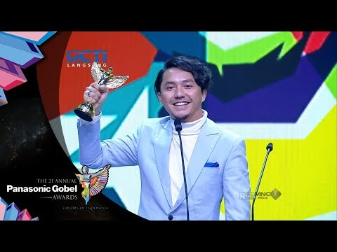 Ananda Omesh | Pemenang Presenter Kuis & Gameshow Terfavorit | PANASONIC GOBEL AWARDS 2018