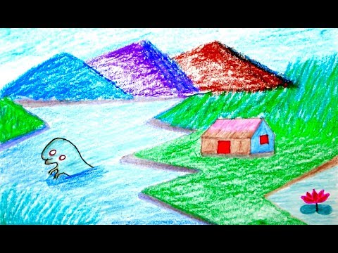 how-to-draw-scenery,-scenery-of-mountain,-draw-for-kids,-for-children,-drawing-step-by-step