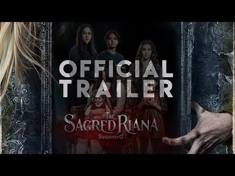 The Sacred Riana: Beginning (2019) - OFFICIAL TRAILER