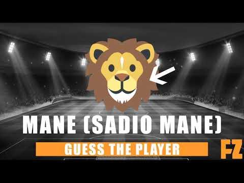 GUESS THE FOOTBALLER EMOJI QUIZ - Soccer Football Trivia Quizzes