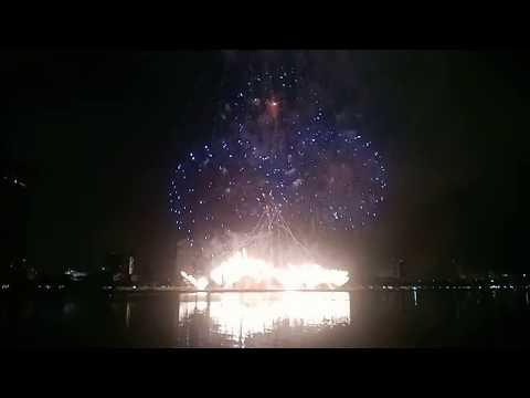 Đêm trình diễn pháo hoa quốc tế Đà Nẵng 2018/ DIFF 2018 / Tuyển Việt Nam
