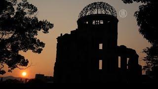 В Хиросиме вспоминают жертв атомной бомбардировки (новости)