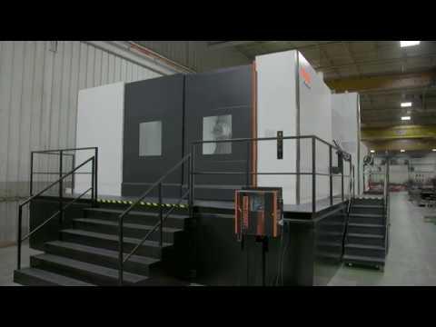 HCN-16000Q HMC + Traditional Boring Machine