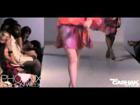 Oday Shakar Runway Show at Phoenix Fashion Week 2010