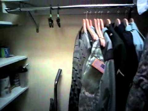 Eglin AFB barracks