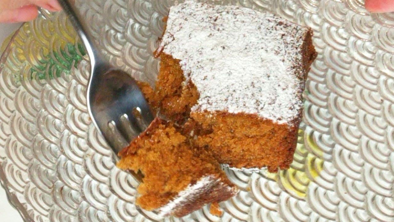 Совершенно Пуховый Пирог !С Невероятно Ореховым Вкусом !