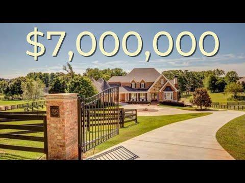 14680 Freemanville Rd, Milton, GA - Luxury Homes