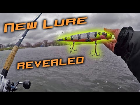 Late Season Finesse Live Bait Muskies - New Lee Lure REVEALED!