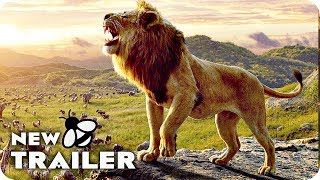 THE LION KING All Clips & Trailer (2019) Disney Movie