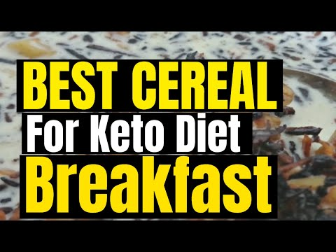 best-cereal-for-keto-diet-breakfast-|-ketogenic-weight-loss