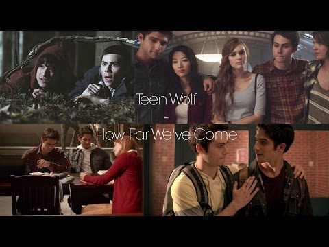 teen wolf / how far we've come