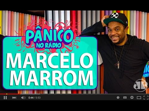 Marcelo Marrom faz versão gospel de Ilariê | Pânico