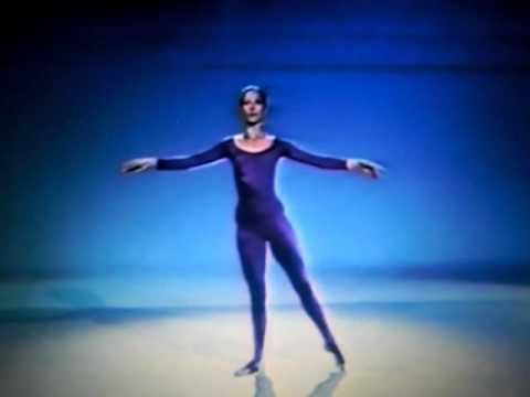 """Mattox jazz dance technique, no. 1 """"Pliés in 1st and 2nd position"""""""