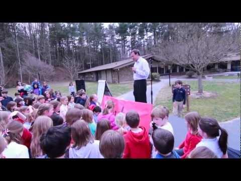 Carolina Day School's Pep Rally Celebrating 2012-13 Winter Sports